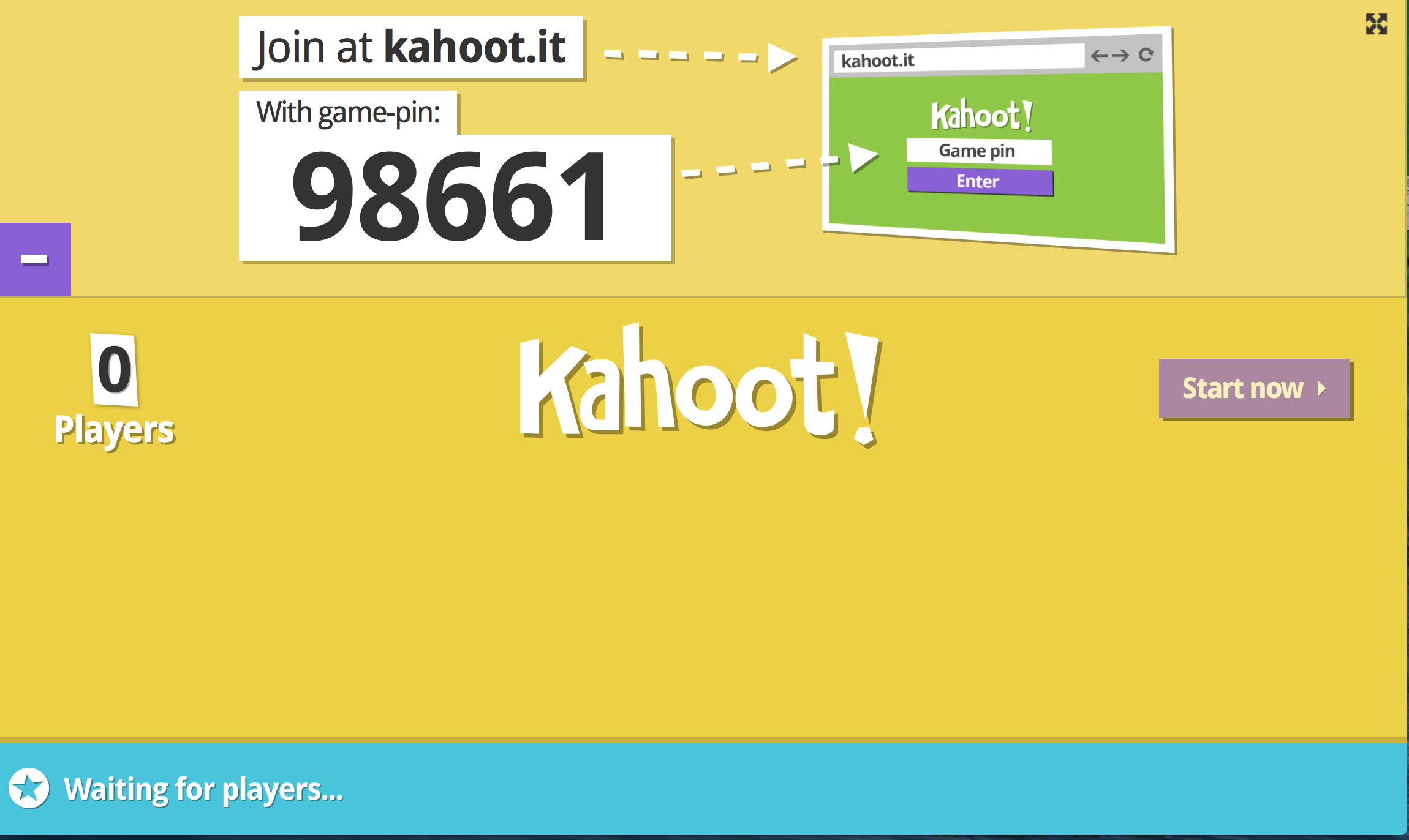 barrontechnology [licensed for non-commercial use only] / Kahoot ...